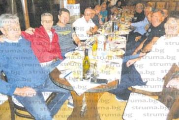 Футболните шефове и реферите в Пиринско закриха сезона на общ банкет