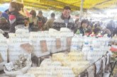 Благоевградчани без страх от зарази всяка сряда купуват стотици бутилки мляко и млечни продукти от пазара, частниците зареждат дори ресторанти