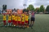 """Детският тим на """"Септември"""" /Сим/ стартира с класика на минисветовното по футбол, """"Мечетата"""" още по-убедителни"""