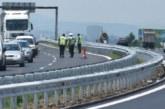 """Катастрофа и огромна тапа на АМ """"Тракия""""! От Пловдив за морето колите едва се движат"""