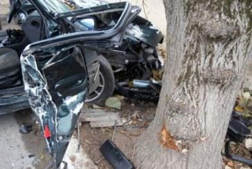 Страшен сблъсък на Е-79! Турчин се удари челно в дърво