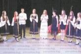 Актьори от Икономиката представиха впечатляващ поетичен спектакъл за родната история върху произведения на български класици