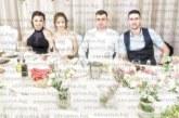 Свещеник Д. Туджаров вдигна в Сандански сватба за чудо и приказ на дъщеря си Елена, митрополит Серафим сред специалните гости