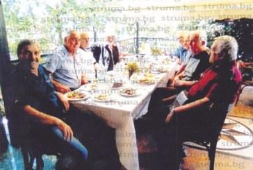 Бивши съученици от Механотехникума в Благоевград се срещнаха 52 г. след дипломирането