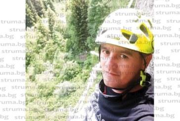 Благоевградският адвокат Васил Васев бори стреса с алпинизъм, тренира в школата на Боян Петров