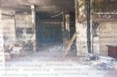 Два месеца след големия пожар в Сандански младо семейство с дете се престраши да се върне в апартамента, 90% от сградата е необитаема