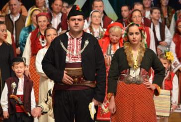 """Сватба на фестивала """"Фолклорна магия"""" в Банско"""