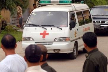 Камбоджанският принц пострада при автомобилна катастрофа, жена му загина