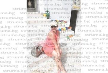 Благоевградската адвокатка Надежда Римпева плажува на Йонийско море в Южна Италия