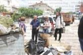 Бившият кмет К. Бузов спаси ценни документи, свързани с историята на Сандански, работници ги изхвърлили на боклука по нареждане на домакина на общината