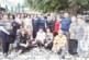 Випуск 1974 се събра пред порутеното училище в Мелник 44 г. след завършването