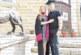 Малката дъщеря на бившия полицейски шеф в Благоевград К. Титянов – Рада, сбъдна детската си мечта, вече е правист