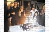 Със 100 гости и емоционално парти певицата Дани Хърсовска празнува юбилей в Благоевград