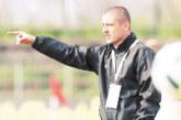 """""""Вихрен"""" назначи треньора П. Маникатов за постоянно"""