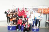 """""""Чо Елит"""" първи отборно в международен оупън по олимпийско таекуон-до, треньорката на разложкия тим А. Пулина дава личен пример със златен медал"""