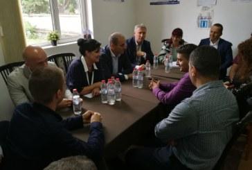 Цветан Цветанов: Закономерно е Красимир Герчев да е следващият кмет на Разлог