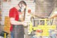 30-г. майстор от Крупник Ив. Кюпов: Ножарството ми е хоби от 5 г., но се превърна в занаят, щастлив съм, че държа хляба в ръцете си