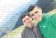 Братовчедите футболисти Димитър и Иван Макриеви покориха връх Свещник