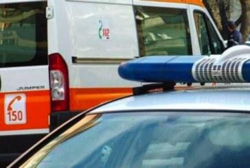Две коли в тежък сблъсък в Кочериново, 41-г. жена в болница