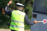 Шофьор без книжка не можа да се измъкне от катаджиите