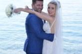 Със сватба Антония Петрова и Ивайло Батинков отпразнуваха 3 месеца от първата си среща
