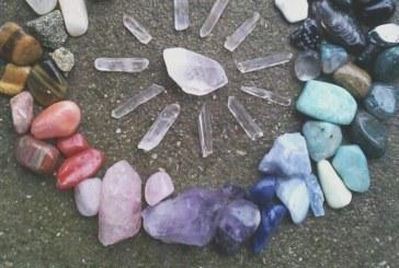 Врачуване с камъни показва съдбата ни