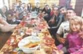 На парти с приятели в Рила плaнина треньорът по кикбокс Кр. Сулев празнува рожден ден