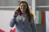Милка Манева получи своя закъснял с 6 год. олимпийски медал