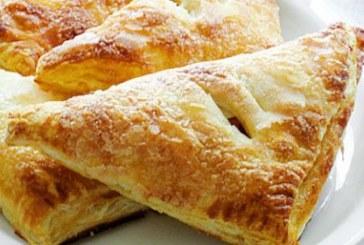 Ябълков пай с бутер тесто