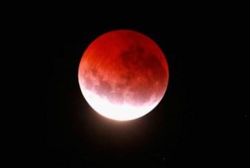Кървава Луна и най-дългото лунно затъмнение – тази вечер