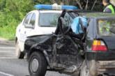 Трима ранени при катастрофа в столицата