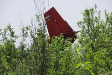 Самолет катастрофира край Пловдив
