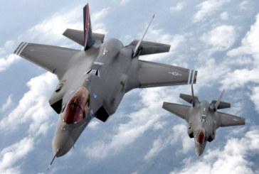 Италия се отказа да купува изтребители F-35