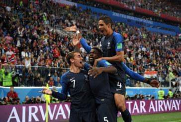 Франция е първият финалист на Мондиала