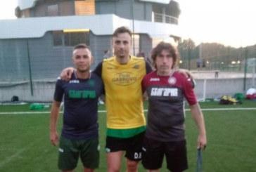 Димитър Бербатов игра за габровци и отбеляза гол