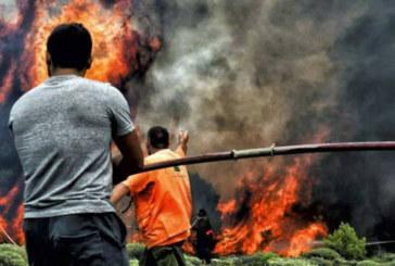 Българка разтърси мрежата с това, което написа за огнения ад в Гърция