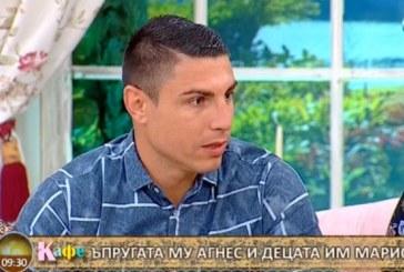 Даниел Златков преживя кошмар на път към Благоевград!