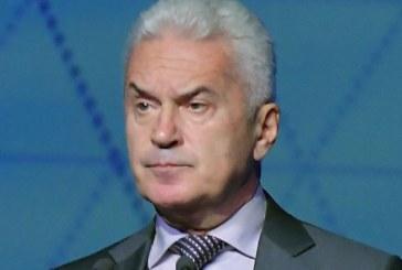 Волен Сидеров отправи критики към Симеонов