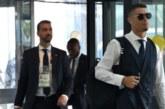 Роналдо е в Торино, избира си дом
