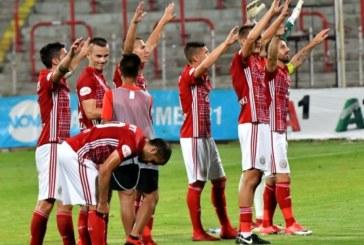 Трилър с дузпи прати ЦСКА напред в Лига Европа