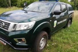 Гранични полицаи от Трън задържаха след преследване каналджия и седем чужденци