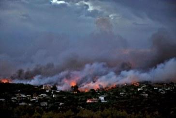 ОБЯВИХА ИЗВЪНРЕДНО ПОЛОЖЕНИЕ В АТИНА! 24 души са загинали в пожарите