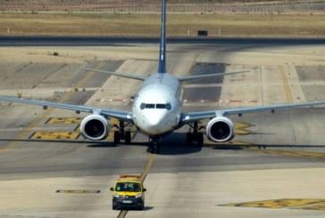 Мобилен телефон запали самолет на летището в Барселона
