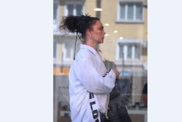 Мая Илиева се появи в болница, закова кантара на 80 кг
