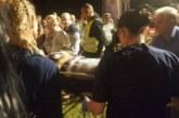 Суматоха в Сандански! Жена припадна на концерт на Кеба, музиката спря, хората в паника