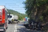 МВР с горещта информация за катастрофата в дефилето! Самоличността на загиналия неустановена