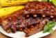 "Пикантни свински ребърца с мед и сос ""Табаско"""