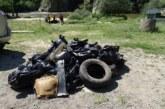 """Акция """"Чиста Струма"""", рафтъри почистват реката от боклуци"""