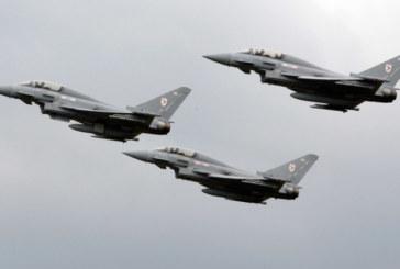 Вдигнаха във въздуха изтребители в Румъния заради руски бомбардировач