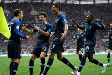 Франция на върха на света, храбра Хърватия плаче!
